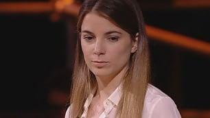 """La denuncia di Giulia Innocenzi """"Contro di me insulti sessisti"""""""