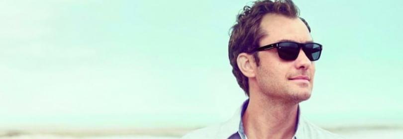 """""""Papa"""" Jude Law, da re Artù al set della serie tv di Sorrentino -  Videointervista  - Foto"""