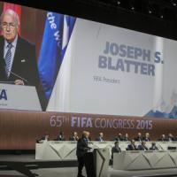 Blatter al congresso Fifa: