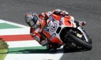 Prime libere a Dovizioso Lorenzo 2°, Rossi sesto