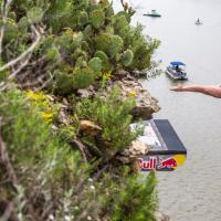 Red Bull Cliff Diving World Series: tuffi dalla Porta dell'inferno