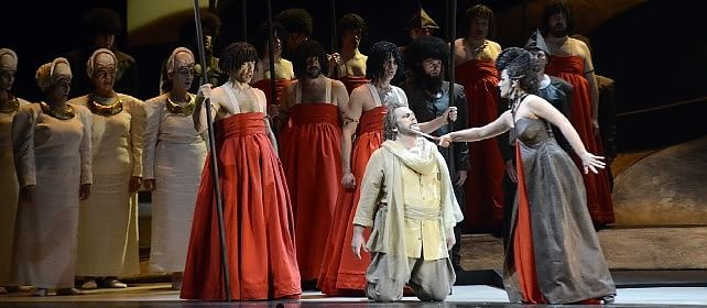 Norma e Madama Butterfly: all'opera con Expo