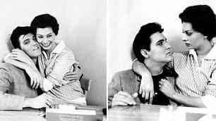 Sofia ed Elvis, Marilyn e Brando Gli scatti leggendari su Twitter
