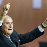 Fifa, Sepp Blatter confermato presidente per la quinta volta