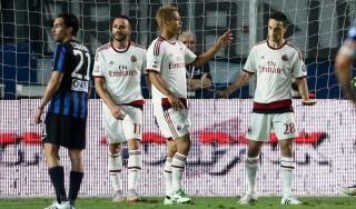 Atalanta-Milan 1-3: Inzaghi saluta vincendo, decidono gli ex Pazzini e Bonaventura