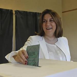 Umbria, Catiuscia Marini fa il bis