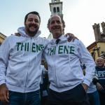 Regionali, nel centrodestra la Lega è primo partito. Forza italia soffre. Salvini: