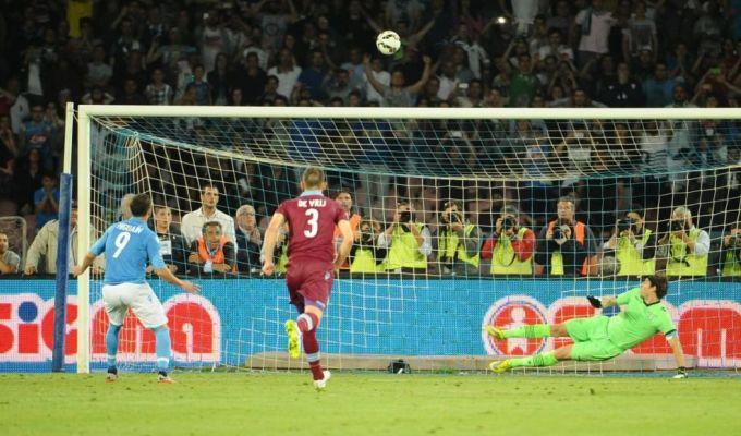 Lazio terza tra i botti
