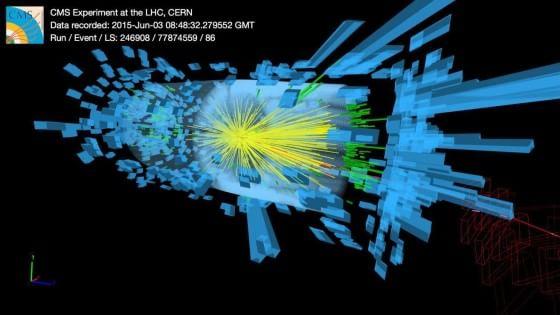 Il Cern come Galileo, alla massima potenza nei segreti della materia