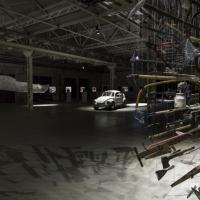 Ortega, la mostra all'Hangar Bicocca