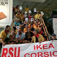 Ikea, dipendenti in sciopero per la revoca dell'integrativo
