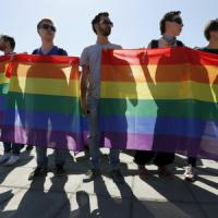 Ucraina, scontri al gay pride: