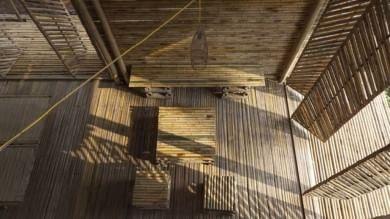 Bambù, le case sono ecosostenibili grazie alla pianta delle meraviglie