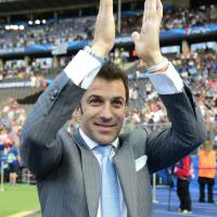 La Juve ha un tifoso speciale in più: a Berlino c'è Del Piero