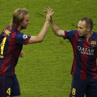 Juventus-Barcellona, il pagellone: Iniesta il migliore, ma che parate Buffon
