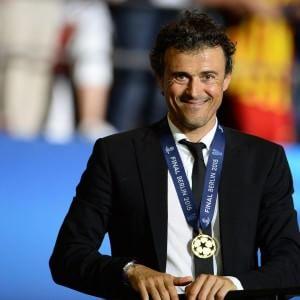 """Barcellona, Luis Enrique: """"Juve pericolosa ma noi abbiamo meritato"""""""