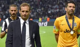 """Juventus, Allegri: """"Grande finale, ma preso un gol da polli"""""""