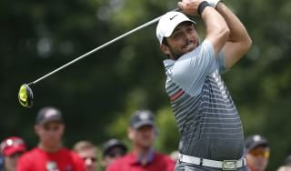 "Golf, Francesco Molinari secondo nel ""Memorial Tournament"". Disastro Woods"