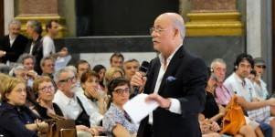 """L'economista Rifkin: """"Italiani, non perdete la creatività""""    vd"""