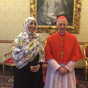 "Il premio Nobel per la pace, Tawakkul Karman: ""Le Primavere arabe vinceranno"""