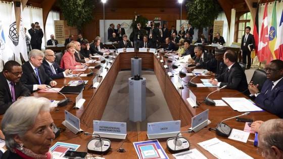 G7, i grandi chiedono di accelerare sul commercio internazionale