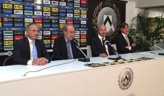 """Udinese, Pozzo: """"Mercato? Non prendiamo tra i profughi"""""""