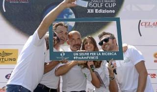 Vialli e Mauro Cup, una buca contro la Sla