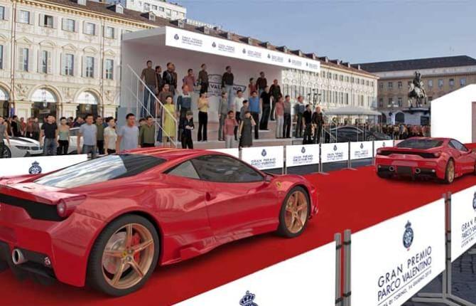 Parco Valentino - Salone & Gran Premio, è qui la festa