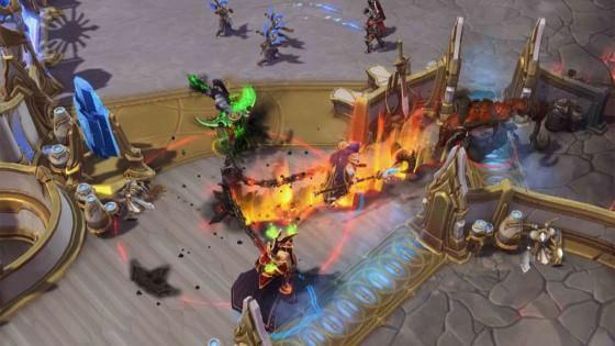 I videogame sono un vero sport: Heroes of the storm e i giochi da stadio