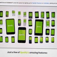Spotify vola a 8 miliardi di valutazione.