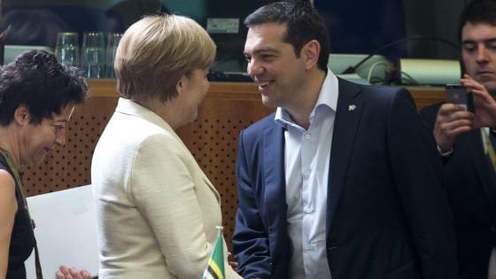 """Grecia, dopo il vertice con Francia e Germania l'Ue dà l'ultimatum: """"Si decida il 18"""""""