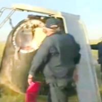 AstroSamantha torna sulla terra: il rientro a bordo della navicella Soyuz