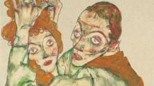 Schiele e la sua musa    una mostra a Vienna