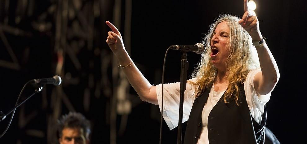 """Patti Smith, ritorno a """"Horses"""". """"Sono sopravvissuta, è questo che va celebrato"""""""