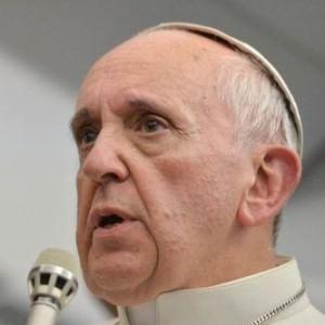 """Papa agli ortodossi: """"Disposti a data comune per la Pasqua"""". Sulla questione femminile: """"La Chiesa è donna"""""""