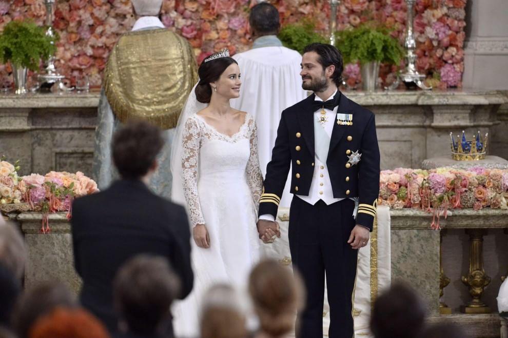 Svezia: il principe e la modella, finalmente sposi - Repubblica.it