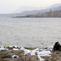Ventimiglia, i migranti 'd'argento'