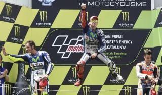 """MotoGp, Rossi: """"Ho sperato di vincere fino alla fine"""""""