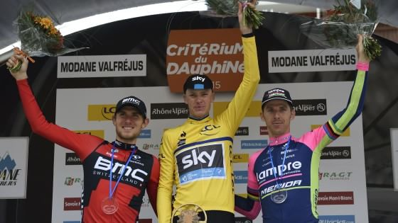 Giro del Delfinato a Froome. Van Garderen cede sul più bello