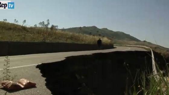 La Sicilia interrotta, dove è chiusa una strada ogni quattro