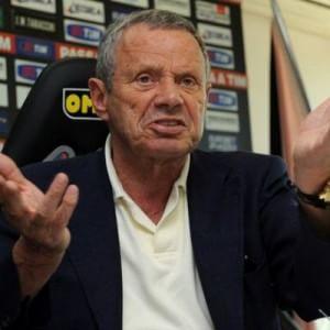 """Palermo, l'annuncio di Zamparini: """"Lascio fra un anno esatto"""""""