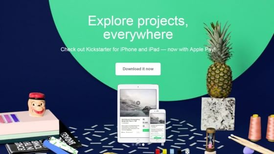 sbarca in italia kickstarter il crowdfunding anche per