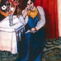 """Maturità, 'strafalcione' su Matisse: la """"lettrice in bianco e giallo"""" diventa """"in abito..."""