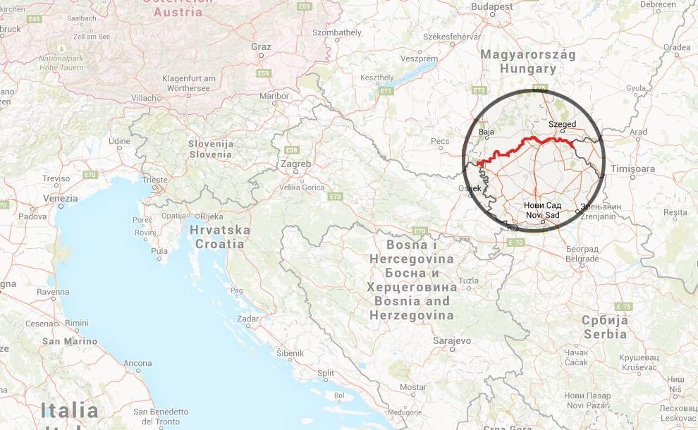 Ungheria chiude le frontiere: costruirà muro anti-migranti