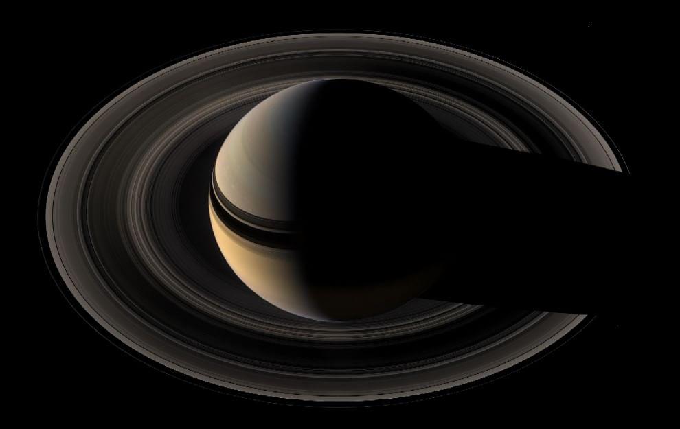 Benvenuti su Saturno, cartoline spedite da 1,5 miliardi di chilometri