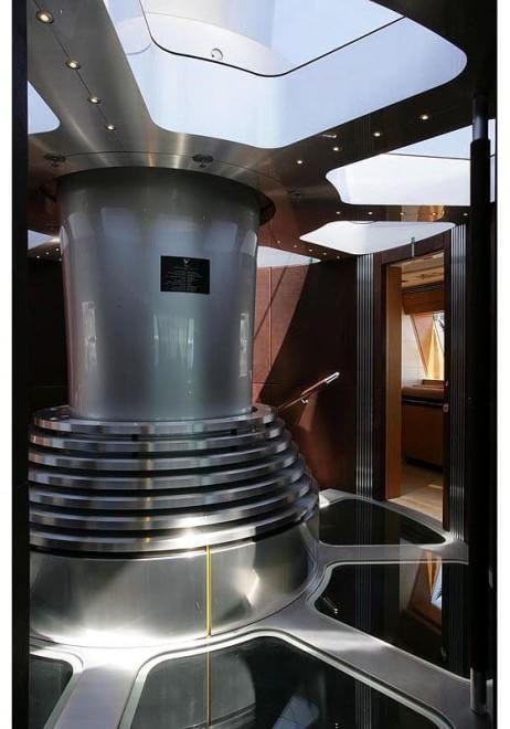 Il bunker extra lusso 900mila dollari per l 39 appartamento for Costo per costruire un appartamento garage per 2 auto