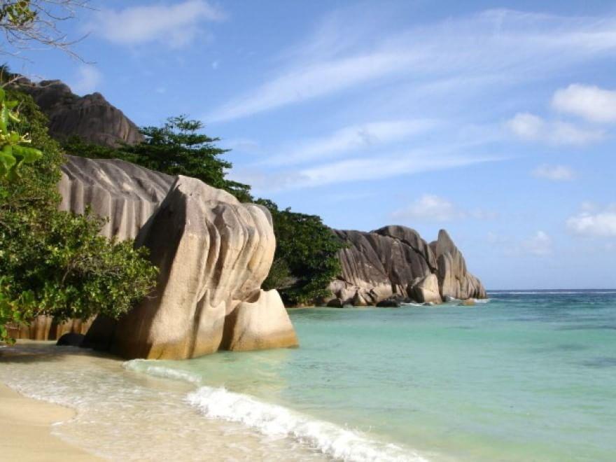 Sabbia bianca, mare blu: le spiagge paradiso