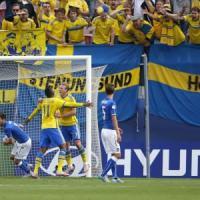 Europeo Under 21, Italia-Svezia 1-2: falsa partenza degli azzurrini