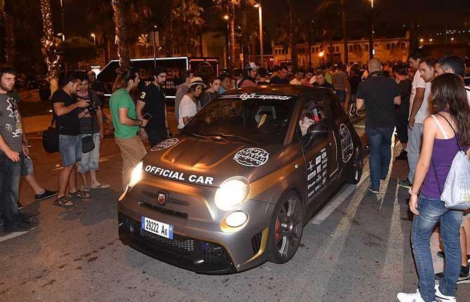 """Fiat al gran completo alla """"Vernasca Silver Flag 2015"""""""