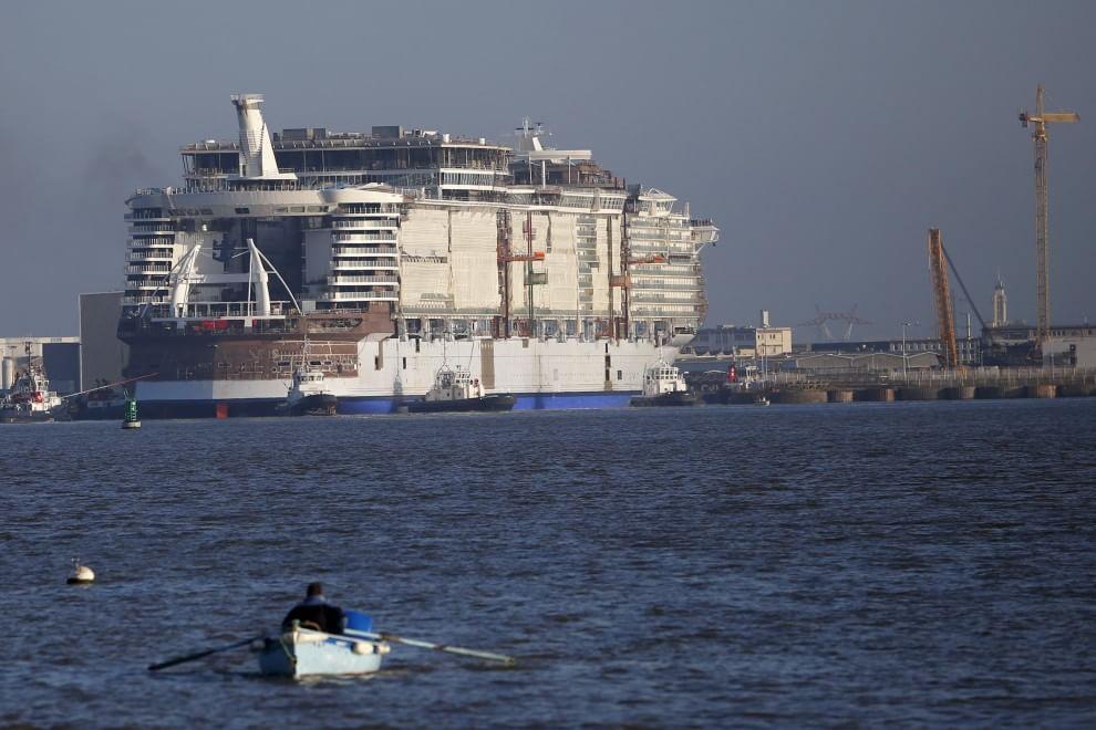 Varata nave da crociera più grande del mondo: Harmony of the Seas e le sue maxi sorelle